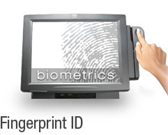 Biometrics and fingerprint identification!