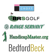 Our partners: HandicapMaster, Croft.